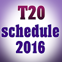 Schedule T20 World Cup 2016 icon