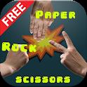 Rock Paper Scissors RPS Game icon