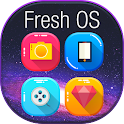 Fresh OS for CM Laucher icon