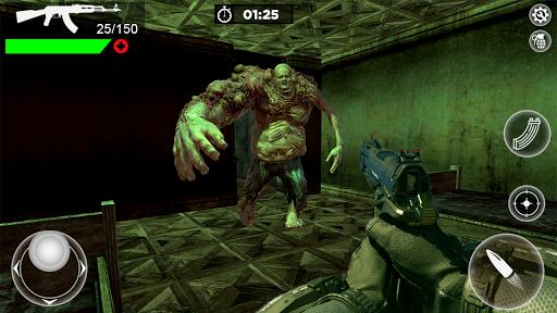 Evil Granny & Kids Horror Game apktram screenshots 1