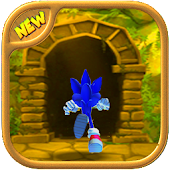 SUPER jungle sonic jumping