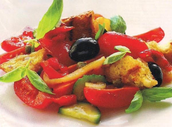 Bread And Tomato Salad Recipe