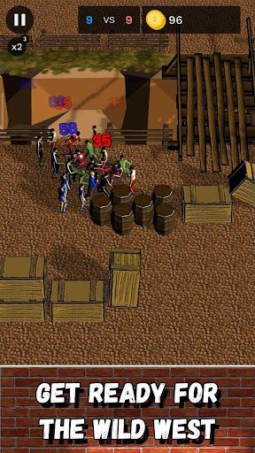 Street Battle Simulator - autobattler offline game apkmr screenshots 4