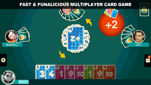 Crazy 8 Multiplayer screenshot 2