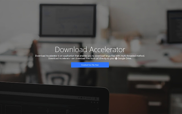 Download Accelerator & Manager
