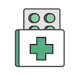 my pill reminder 2018 Icon