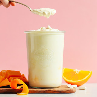 Mango Coconut Yogurt (Coconut Cult Dupe!).