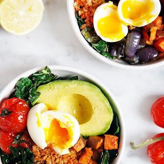 Savory Chorizo Breakfast Bowls Recipe