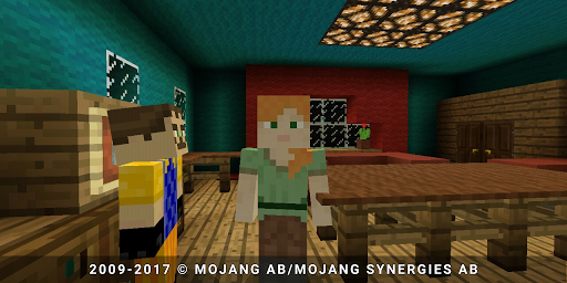 Hello Neighbor v3.0 map for MCPE mcpe.games.maps.for.mine.pe.hey.neighbor screenshots 1