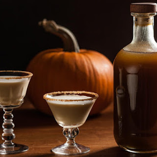 Pumpkin Spice Liqueur Recipes