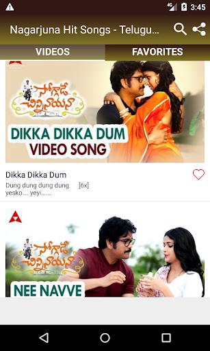 Nagarjuna Hit Songs - Telugu Video Songs screenshots 2