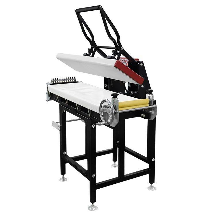 Lanyard press