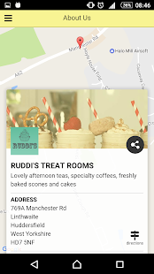 Ruddis Treat Rooms- screenshot thumbnail