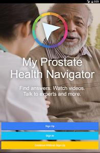 My Prostate Health Navigator screenshot 7
