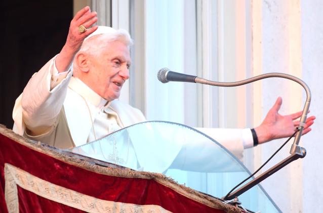 Đức Benedict XVI nhắc lại niềm hy vọng của Thánh Maximilian Kolbe
