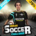 Urban Soccer Challenge Pro icon