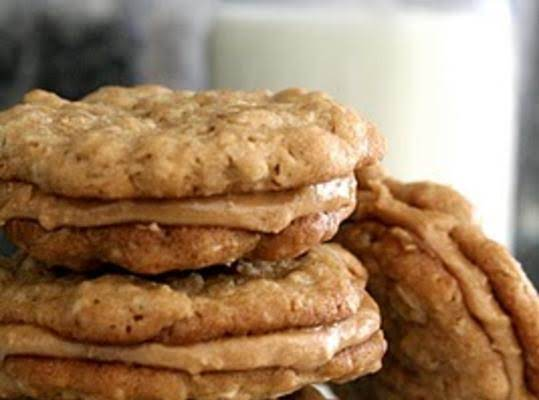 Half-way To Heaven Peanut Butter Cookies Recipe
