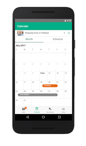 Vacation Rentals Owner App by TripAdvisor screenshot 3