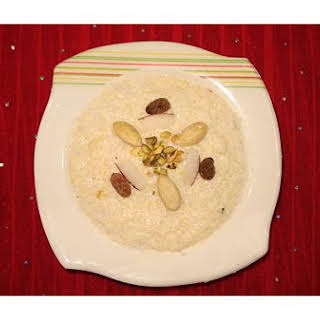 Eid Dessert ( Kheer Mix) Pakistani and Indian Style.