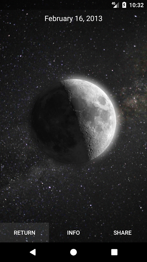 MOON - Current Moon Phase- screenshot