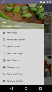 My CookBook (Recipe Manager) v4.14.19