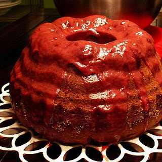 Dracula Bundt Cake – German Halloween