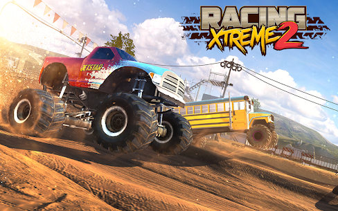 Racing Xtreme 2: Top Monster Truck & Offroad Fun Apk Latest Version Download For Android 5