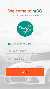 Vehicle Check-out/Check-in App 1