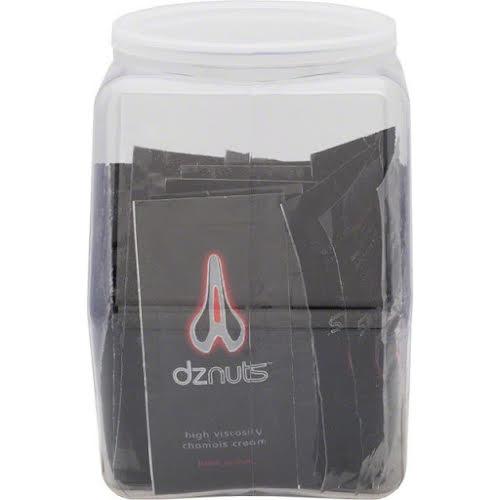 DZ Nutz Pro Chamois Cream: 50 Packet Jar