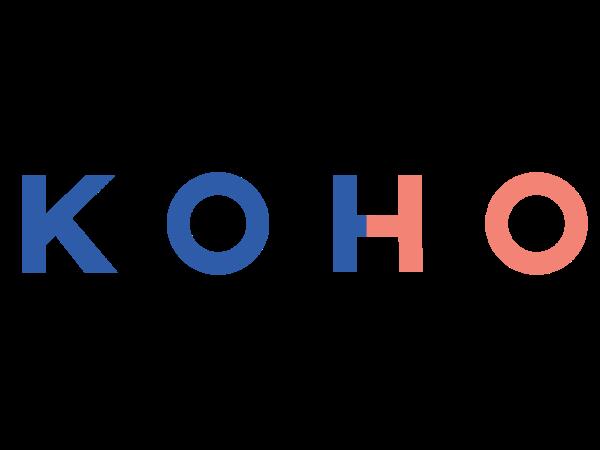 Image result for koho fintech logo