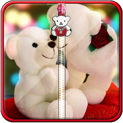 個人化App|泰迪熊锁 - 拉链 LOGO-3C達人阿輝的APP