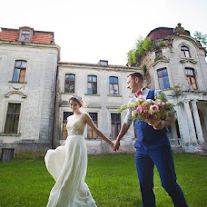 Wedding photographer Elena Shvayko (magicphotoby). Photo of 17.10.2016