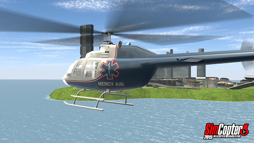 Helicopter Simulator SimCopter 2015 Free  screenshots 6