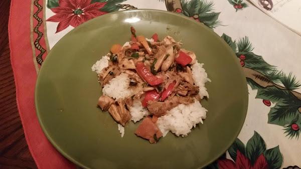 Thai Turkey Recipe