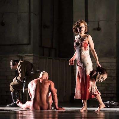 Strange sensual energy: Salome at ROH