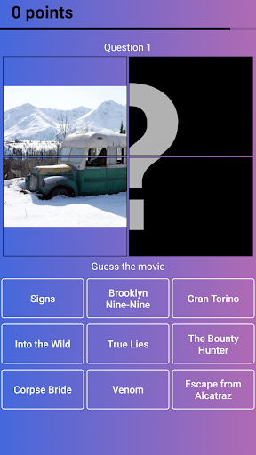 Guess the Movie from Picture or Poster u2014 Quiz Game filehippodl screenshot 6