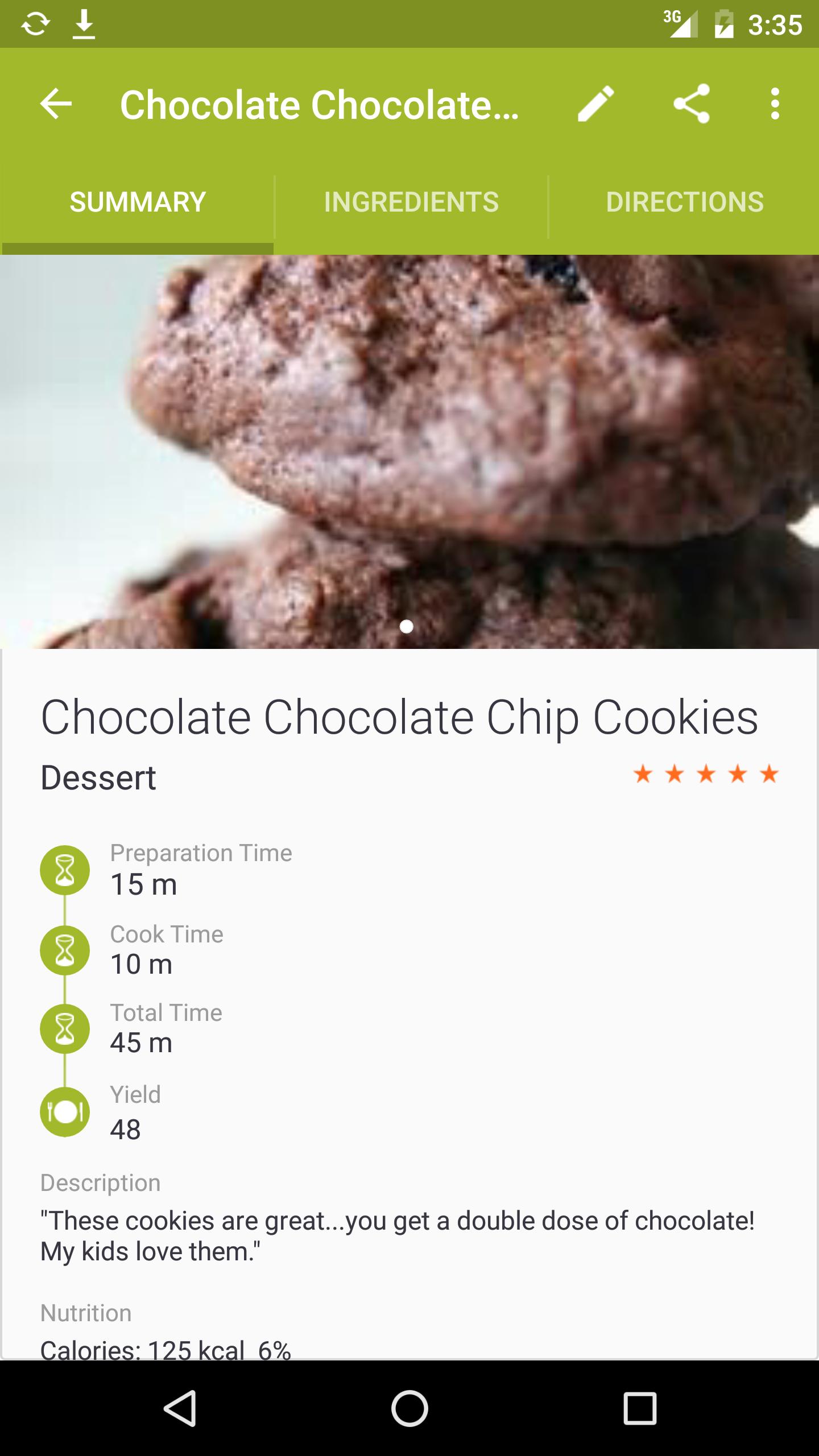 My CookBook Pro (Ad Free) screenshot #2