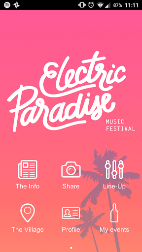 Electric Paradise
