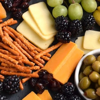 The Ultimate Cheese Board.