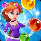 Bubble & Dragon - Magical Bubble Shooter Puzzle! icon