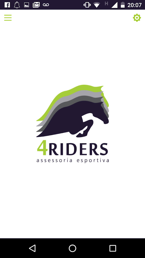 4 RIDERS ASSESSORIA ESPORTIVA- screenshot