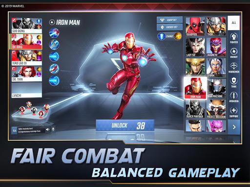 MARVEL Super War screenshot 13