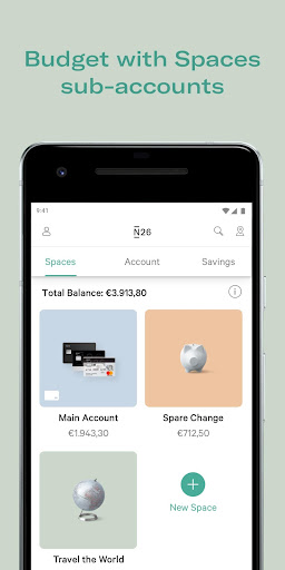 N26 — The Mobile Bank screenshot