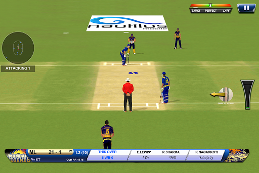 Real Cricketu2122 18 1.1 screenshots 5