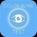 Color Blind Test: Deuteranopia icon