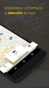 Easy: app de transporte urbano Screenshot