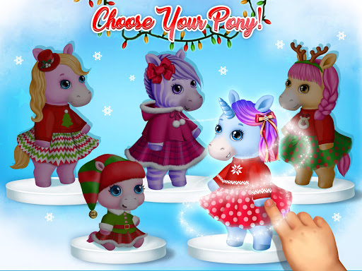 Pony Sisters Christmas - Secret Santa Gifts 3.0.40002 screenshots 10