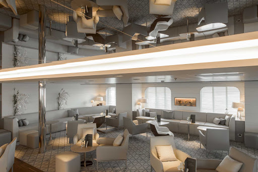 Ponant-Lyrial-lounge.jpg - Socialize in the main lounge of Ponant's luxury ship Le Lyrial.