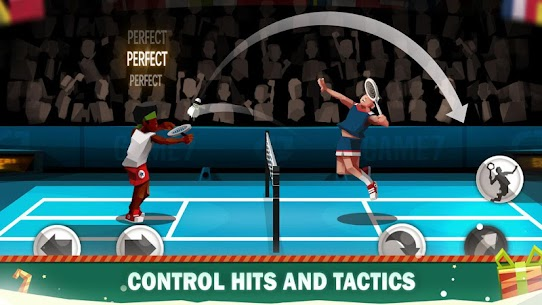 Badminton League 2