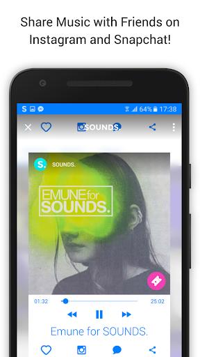 玩娛樂App|Sounds – 面向Instagram的音樂免費|APP試玩